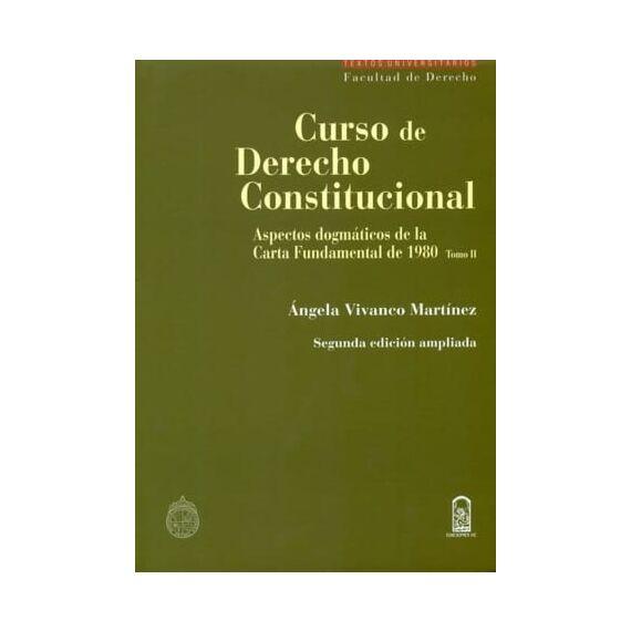 CURSO DE DERECHO CONSTITUCIONAL TOMO II
