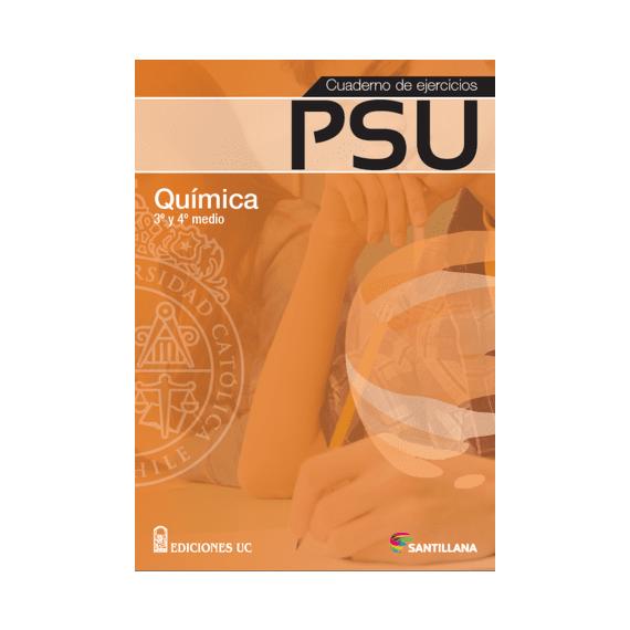 CUADERNO DE EJERCICIOS PSU QUÍMICA 3º Y 4º MEDIO
