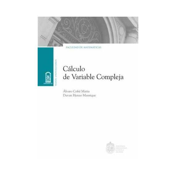 CÁLCULO DE VARIABLE COMPLEJA