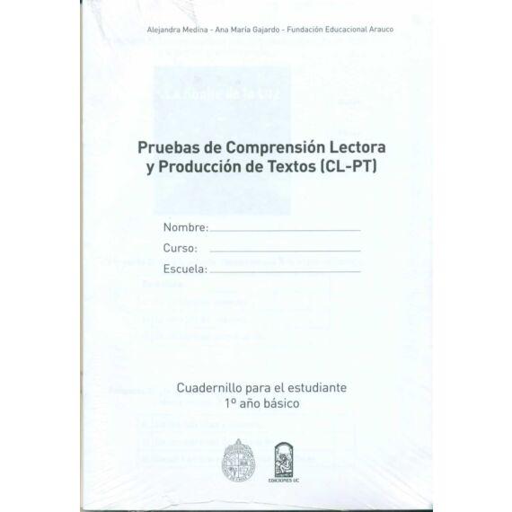 CL-PT. CUADERNILLOS 1º AÑO BÁSICO (SET DE 10 UNIDADES)