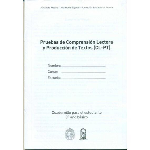 CL-PT. CUADERNILLOS 3º AÑO BÁSICO (SET DE 10 UNIDADES)