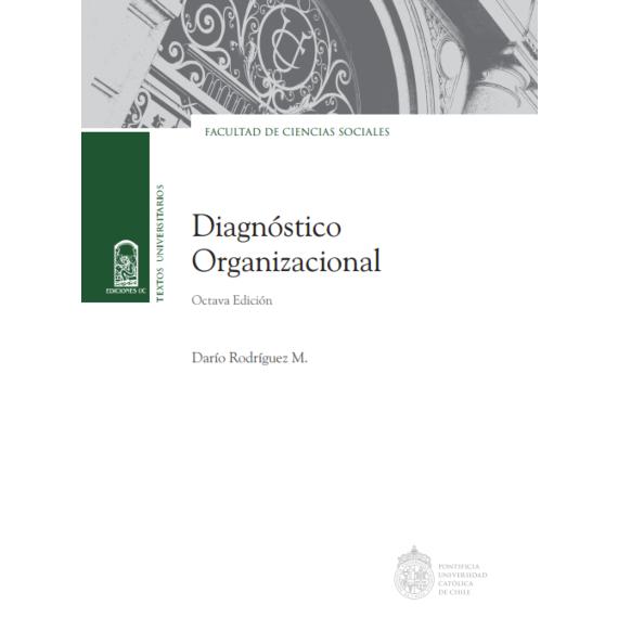 DIAGNÓSTICO ORGANIZACIONAL. Octava edición