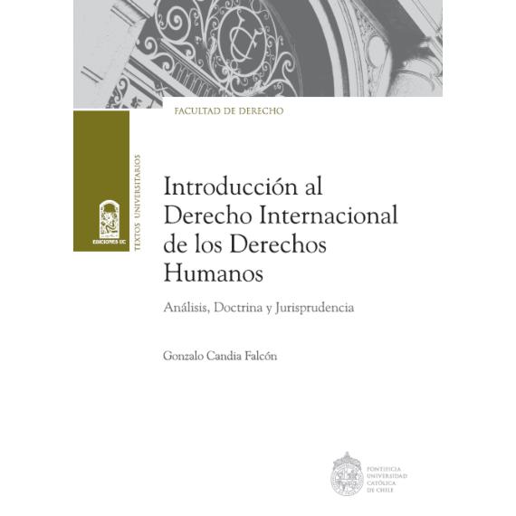 INTRODUCCIÓN AL DERECHO INTERNACIONAL SOBRE LOS DD.HH. Análisis, doctrina y jurisprudencia