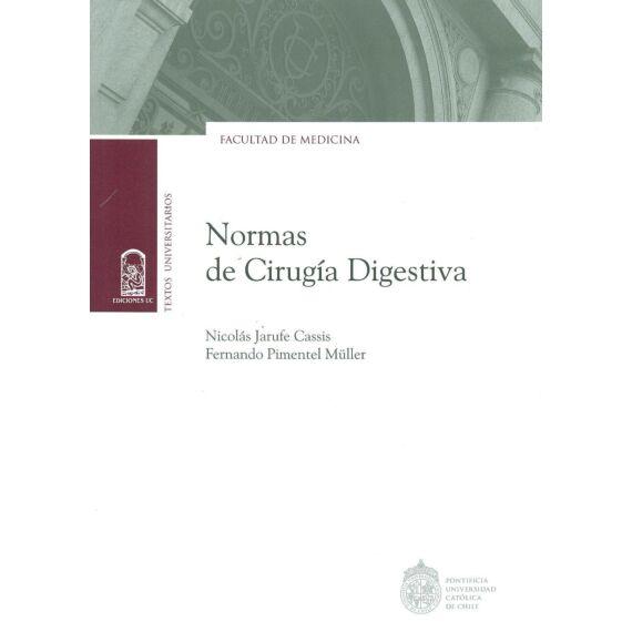 NORMAS DE CIRUGÍA DIGESTIVA