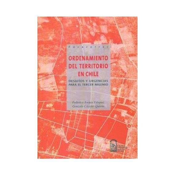 ORDENAMIENTO DEL TERRITORIO EN CHILE