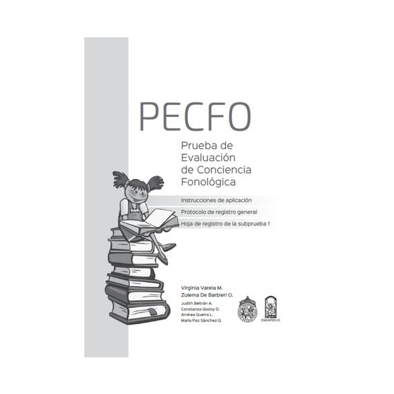 PECFO. Prueba de evaluación de conciencia fonológica
