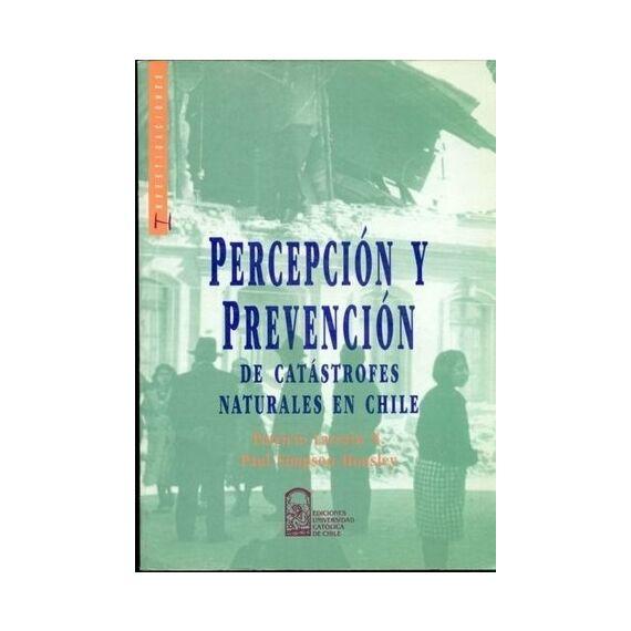 PERCEPCIÓN Y PREVENCIÓN DE CATÁSTROFES