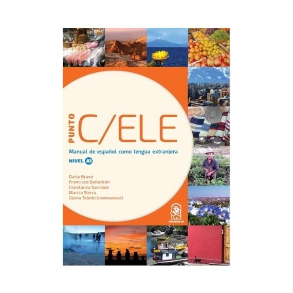 PUNTO C/ELE. Manual de español como lengua extranjera. Nivel A1