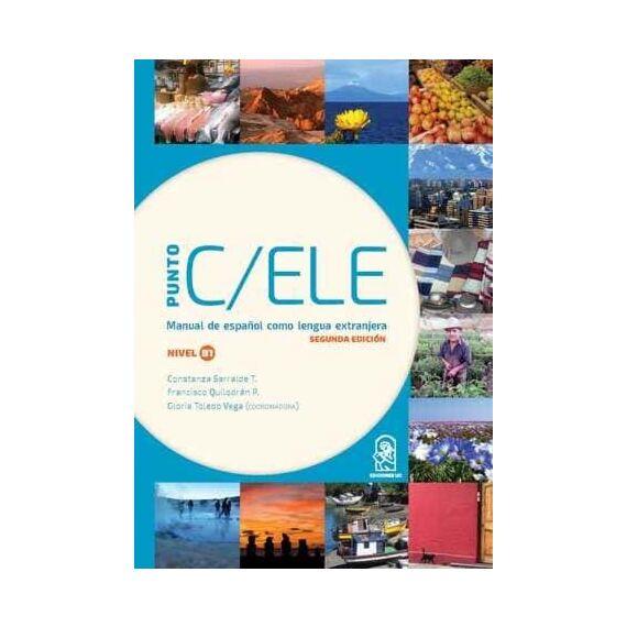 PUNTO C/ELE.  Manual español como lengua extranjera. Nivel B1
