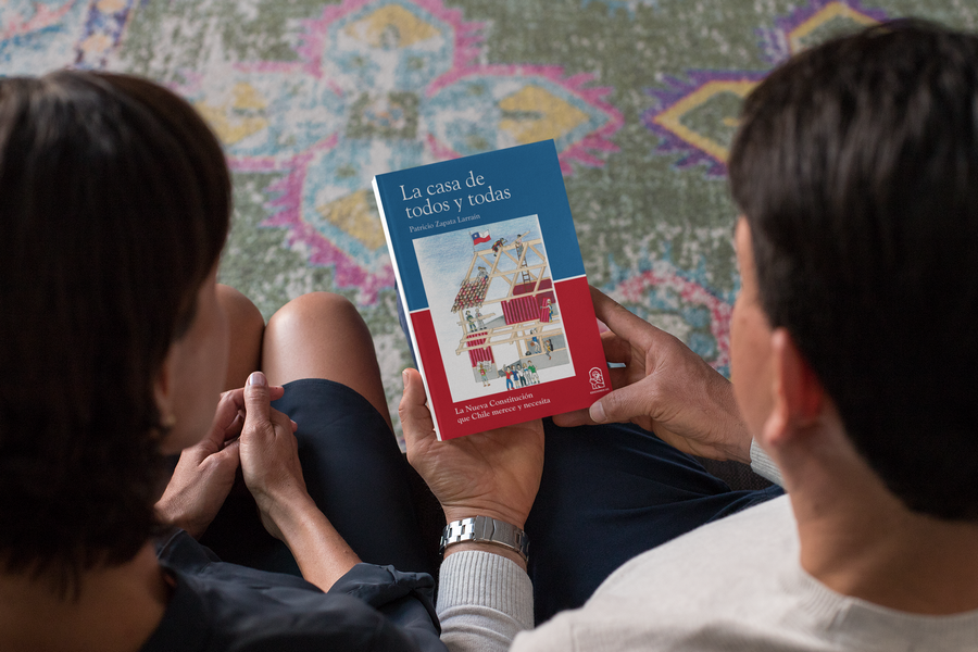 'La casa de todos y todas': un libro necesario para entender qué debe ser una Constitución y prepararse para el plebiscito de octubre