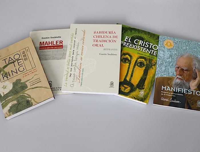¿Qué leer de Gastón Soublette en Ediciones UC?